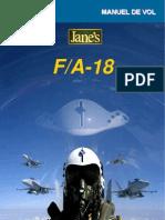 Manuel de Vol Jane's FA18