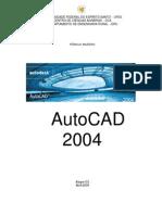 Apostila AutoCAD 2004