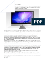 How to Replace the Core i5 by a Core i7 in a 27 iMac