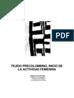 Textiles Prehispanicos Colombia