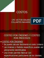 Costos - (3) Costos Por Ordenes