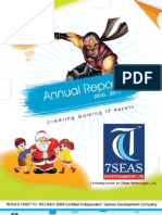 7Seas Annual Report