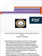 Distribution in HUL