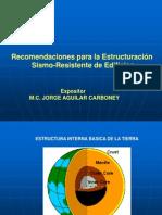 Diseño sismo-resistente