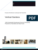 Vertical Gardens Toby Beale Sally Farrah