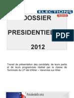 Dossier présidentielles beta