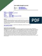 Contracts Michigan White Fall2003