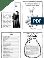livreto - amuletos e talismãs, a magia dos artefatos mágicos