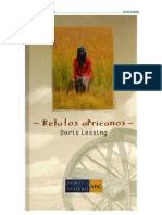 Relatos Africanos Doris Lessing