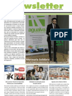 Newsletter de Abril da Junta de Freguesia de Agualva