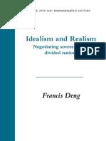 Dag Hammarskjöld Lecture 2010 – Genocide Prevention – A Challenge of Constructive Management of Diversity