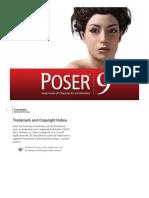 Poser 9 Python Methods Manual