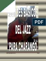 Acordes Basicos Del Jazz-charango-Tonalidades