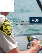 North Carolina Wildlife Officer