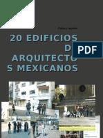 20 Edificios de Alfredo