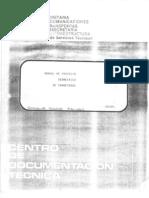 Manual de Proyecto geométrico de carretera
