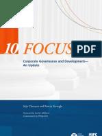 Corporate Governance & Development