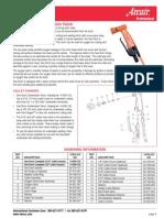 Soplete Porta-electrodos Arcair