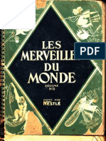 Merveilles Du Monde Album 3