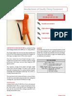 Soplete porta-electrodos Divex