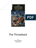 Tom Sharpe - The Throwback