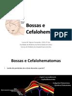 Bossas e cefalohematomas
