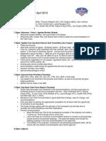 NGFFL Minutes April 2012