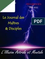 Le Journal des Maîtres & Disciples - Hors-Série N°2 (Mai 2011) - L'Illusion Astrale et Mentale