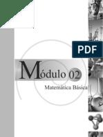 Apostila - Mat. Básica - Química 2012