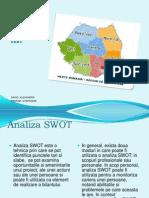 Analiza Swot a Regiunii de Vest