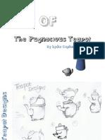Art of 'the Pugnacious Teapot'