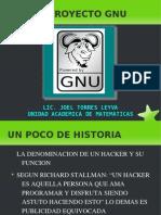 El Proyecto Gnu-linux