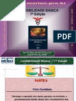 Capítulo 08 - Demonstração do Fluxo de Caixa e Plano de contas