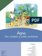 Agua-Uso calidad y medio ambiente Guía