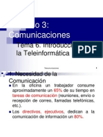 Introduccion a La Teleinformatica