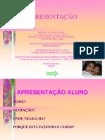_apresentação