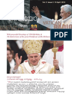 Vatican Radio Malayalam Weekly Bulletin - April 19