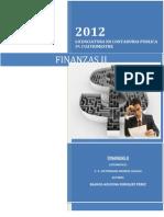 Trabajo de Auditoria Financier A