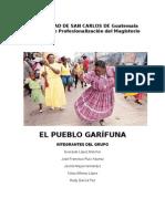 El pueblo garífuna