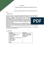 PRACTICA N° 5 Reacciones quimicas II