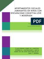 ad y Conducta Social