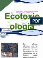 1. Ecotoxicologia concepto