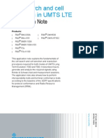 LTE System Info