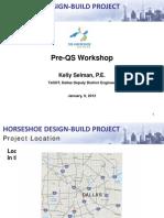 Horseshoe PP Presentation