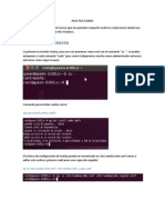 Samba Configuracion