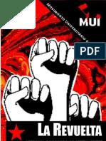 """La Revuelta """"Especial Congreso"""" - 2012 - MUI UPLA"""