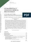 Environmentally Conscious Chemical Process Design