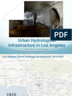 Los Angeles Storm Drainage Development Powerpoint (how urban drainage and flood-control infrastructure creates both real-estate value and urban flooding threats)