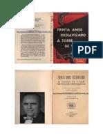 Livro - Trinta Anos Escravizado Na Torre de Vigia PDF