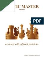 Tactic Master (mini book)